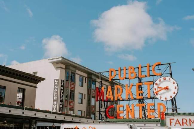 An image of a Public Market Center.